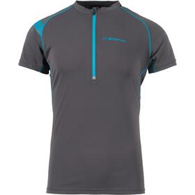 La Sportiva Advance Camiseta Hombre, carbon